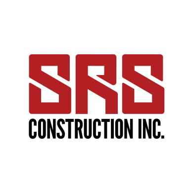 SRS Construction Inc. Logo
